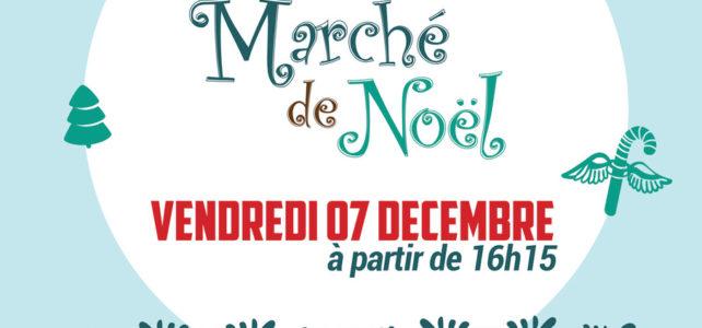 Marché de Noël, ce vendredi 7 décembre