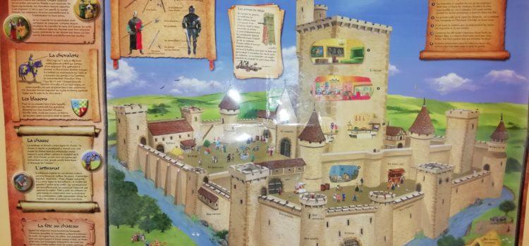 A la decouverte du Moyen Age et du marais de Guines